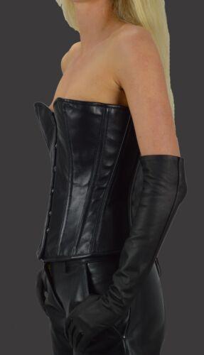cuircorset Aw nappa corset cuir vᄄᆭritable en en 0937 en douxcorsets d'agneau qSMUVGzp