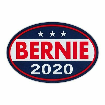 Magnetischer Durchblutung Aktivieren Und Sehnen Und Knochen StäRken Selbstbewusst Befangen Bernie Sanders 2020 Gehemmt Unsicher Verlegen Oval Geformt Wahlkampf Magnet