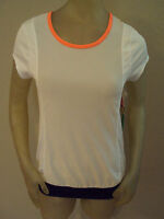 Kyodan Tennis Shirt Top Womens Xs White