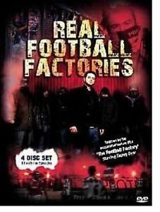 Real Football Factories 4 Dvd Set New Region 0 All Reigons Danny