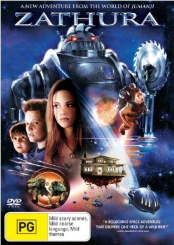 1 of 1 - Zathura - A Space Adventure (DVD, 2006)**R4**terrible Condition