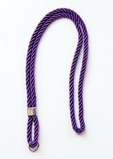 "42"" Purple Pectoral Cord, Bishop, Vestment, Clergy"