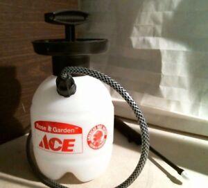 Details about ACE Rose & Garden 1/2 Gallon Pump Sprayer, FREE SHIPPING
