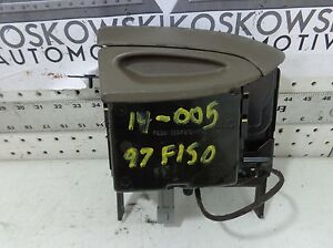 Ford-F150-Ashtray-Cupholder-Assembly-Dash-Panel-Tan-97-98-99-Expedition-OEM
