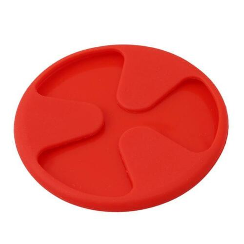 New Silicone Costers Cushion Red Wine Glass Mug Mats Temperature Resistance C