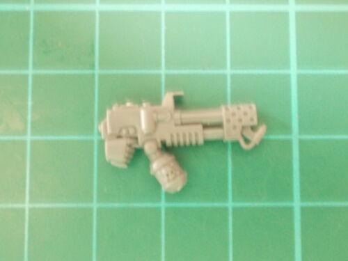 Warhammer 40K-Space marine Flamer 40k Bits
