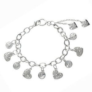 One-Direction-Heart-Initials-Charm-Bracelet-100-Official-Merchandise