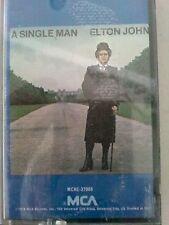 """ELTON JOHN """"A SINGLE MAN"""" CASSETTE Tape"""