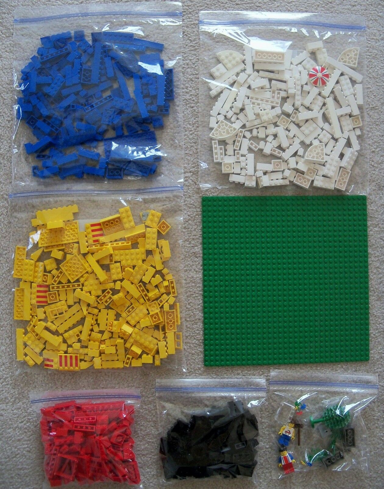 LEGO - Super Rare Freestyle Set 2146 - Includes Many rare Pieces