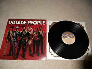 Village-People-Macho-Man-1st-Pressing-VG-CLEAN-ORIGINAL-LP