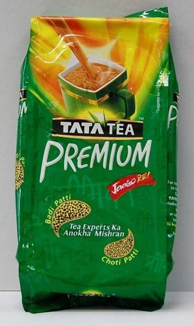 Tea : Indian Tea Blends : Tata Tea Premium Tea :Black Tea pure and strong 100GM
