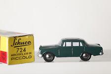 Schuco Piccolo Mercedes 220 SE grün # 50124100