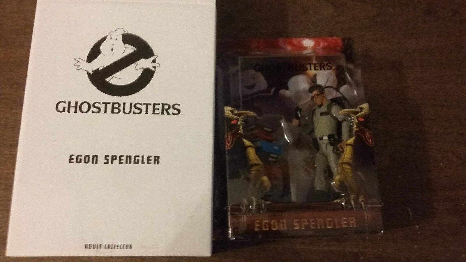 Mattel Ghostbusters Egon Spangler Library Books  Adult Collector Collector Collector Figure NEW 0a78cd