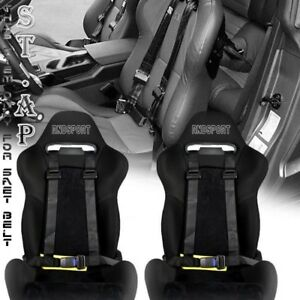 image is loading universal-2x-tow-4-point-safety-harness-2-