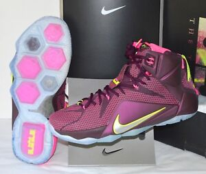 863d18971ef usa image is loading new 200 nike lebron xii 12 double helix 821d1 7bd77