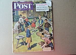 Saturday-Evening-Post-Magazine-July-8-1950-Complete