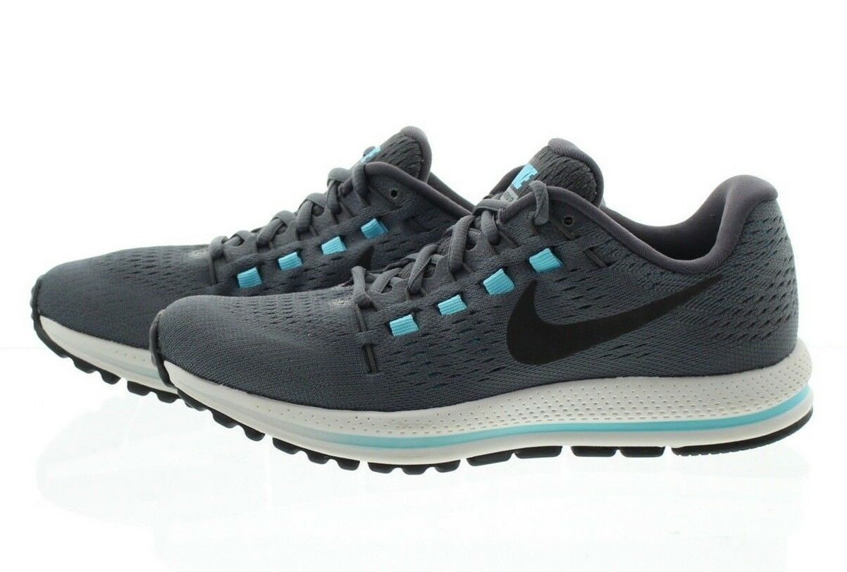 62fde6a82d32 Nike Air Zoom Vomero 12 Running Shoes Cool Grey black-dark Grey 7.5 ...