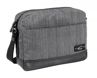 Fiducioso Camel Active Cross Body Bag Oslo Messenger Grey