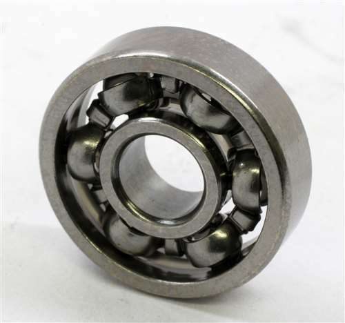 5mm x 11mm x 3mm Stainless Steel Ball Bearing Open 5x11