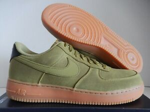 Details about NIKE AIR FORCE 1 07 LV8 STYLE CAMPER GREEN CAMPER GREEN SZ 14 [AQ0117 300]