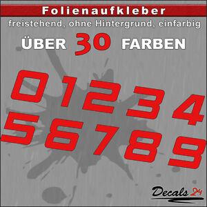 Z4-H-4-40cm-Ziffern-Zahlen-Aufkleber-0-9-Schild-Briefkasten-Nummern-Preis