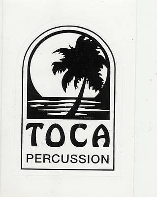 Toca Percussion Set of 3 Stickers /& Sheet