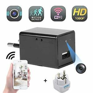 Mini-HiddenSpy-Camera-Full-HD-1080P-USB-Charger-wifi-enabled-for-home