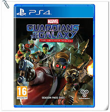 PS4 Marvel's Guardians of the Galaxy SONY Warner Home Video Action RPG Games