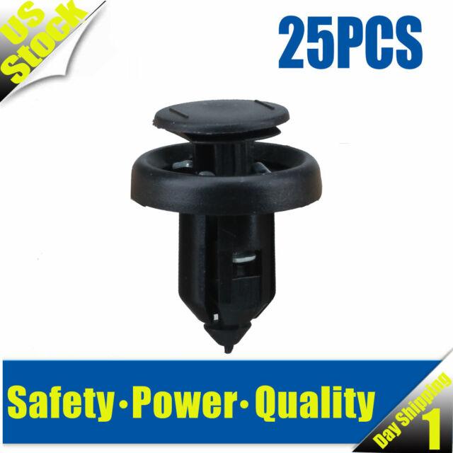 25X Front Bumper Clip Push Type Retainer 91505-S9A-003 Fit