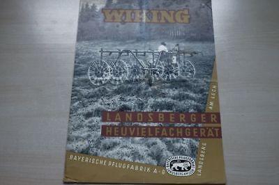 197050) Landsberger Heuvielfachgerät - Wiking - Prospekt 195?