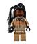 Lego Patty Tolan 75828 Ecto-1 /& 2 Ghostbusters Minifigure