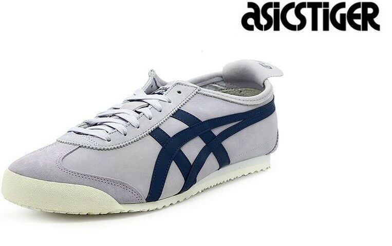 Asics Onitsuka Tiger Mexico 66 bleu nuit fashion Baskets, Chaussures 1183A198-400