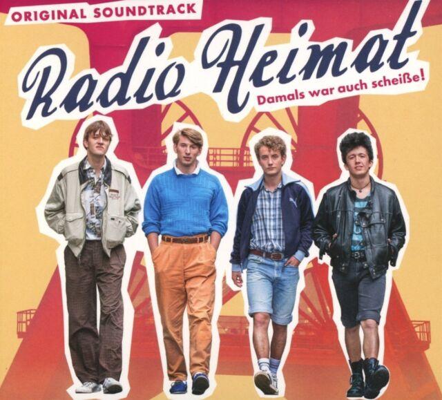 CD Radio Heimat Damals war Auch Scheiße! Original Soundtrack Digipack (K23)