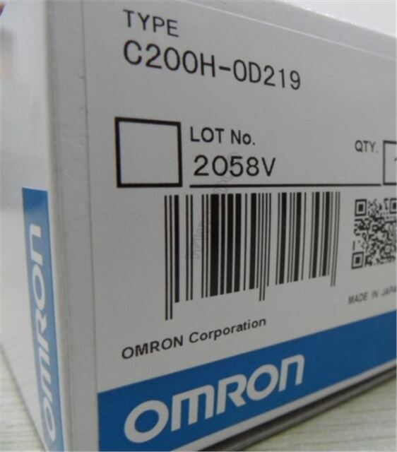 New 1Pcs Omron C200H-OD219 C200HOD219
