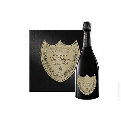 Dom Perignon 2006 Vintage Champagne --97 POINTS!!  **Lot of 6 BOTTLES**