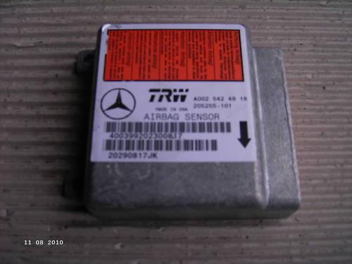 Mercedes-Benz W163 SRS Airbagsensor 0025424818