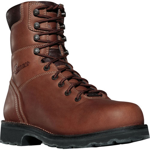 Danner #16013 Men's Waterproof Insulated  Work Boot.  Sizes 9 and 9 1/2 EE