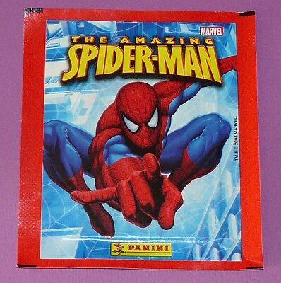 Panini 1 Tüte Spiderman Spider Power Marvel Bustina Pochette Pack Sobre