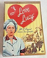 I Love Lucy The Complete Second Season Dvd 2004 5-disc Set Sealed