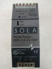 Sola SDN 2.5-24-100 Power Supply