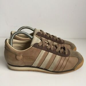 Details about Adidas Chile 62 Brown Size 6.5 Trainers