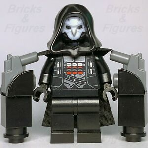 New-Overwatch-LEGO-Reaper-Wraith-Mercenary-Minifigure-75972-75975-Genuine