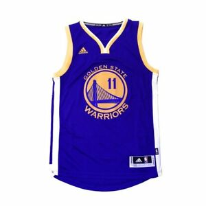 7f50c26e Adidas Klay Thompson #11 Golden State Warriors NBA Swingman Away ...