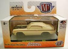 1970 '70 BUICK GSX SUPER CHASE CAR M2 MACHINES GROUND POUNDERS R16 DIECAST 2017