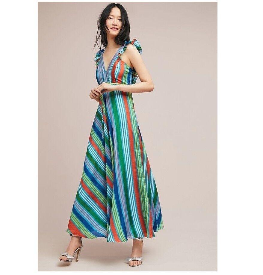 228 Anthropologie Summer School Dress    NWT new size 0