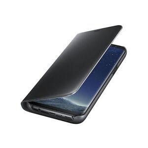 Funda-Carcasa-con-Tapa-S-View-Soporte-Para-Samsung-Original-Galaxy-S8-Plus-Note8