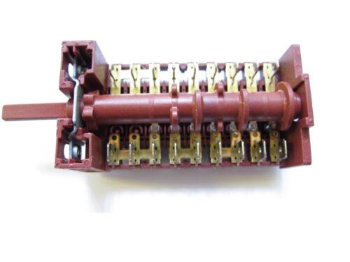 real eal multi 5 X set Type Backofenschalter Alaska line Model NB66C04E6622000