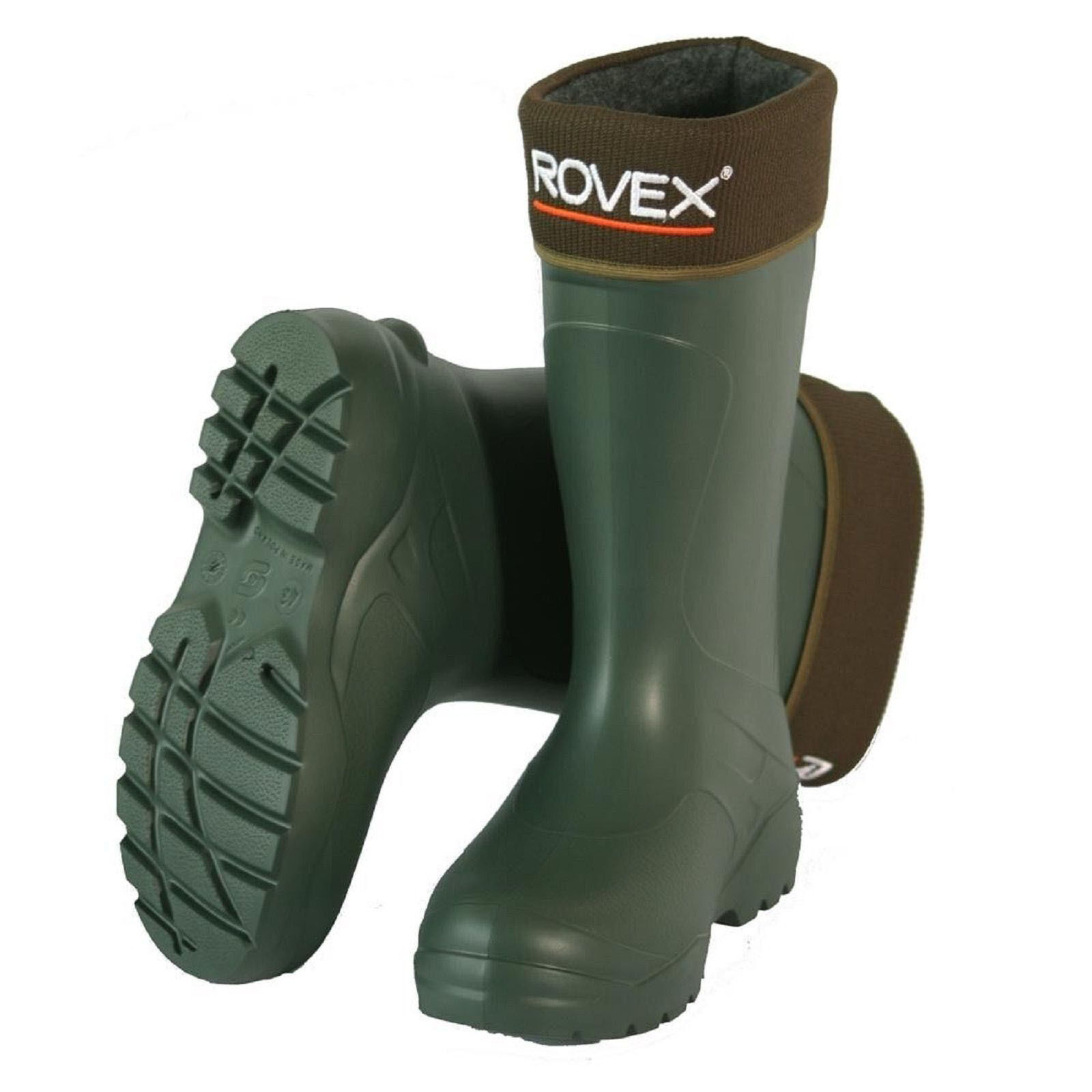 New 2017 Model Rovex Arctic Thermal Fishing Boots Ultra Lightweight
