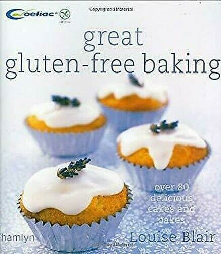 Großartige Gluten-Frei Baking Hardcover Louise Blair
