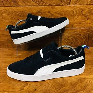 outlet store sale fc4ae 2bf98 Details about *NEW* Puma X Big Sean Clyde (Men Size 12) Black Suede Shoes  Athletic Sneakers